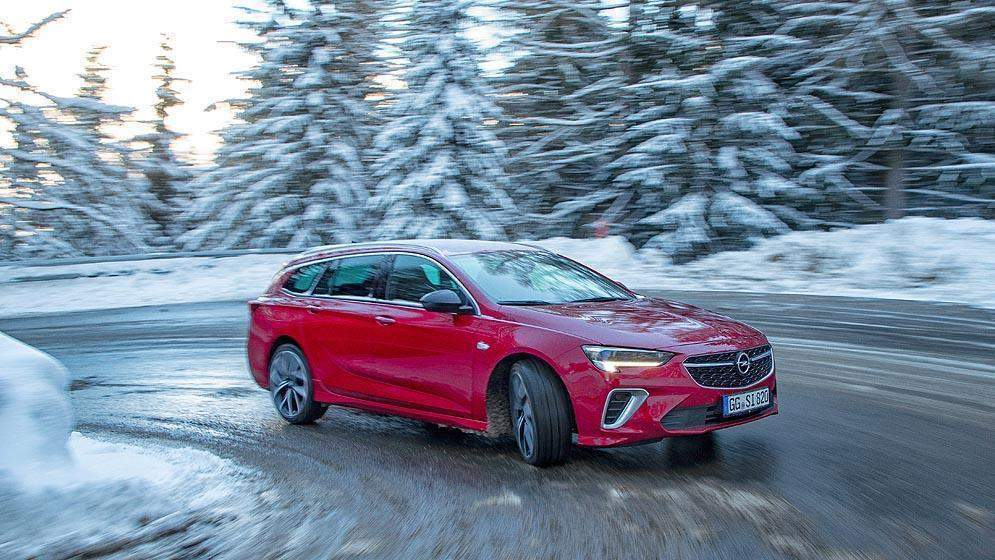 Opel Insignia Gsi: Sports Tourer